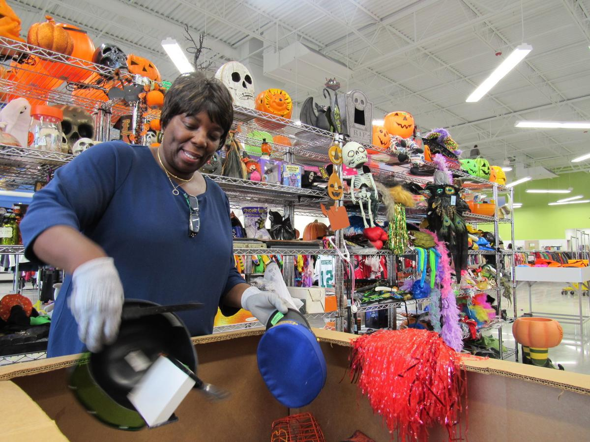 Halloween Sales 2020 At Goodwill? Do it yourself Halloween costumes boost sales at Goodwill