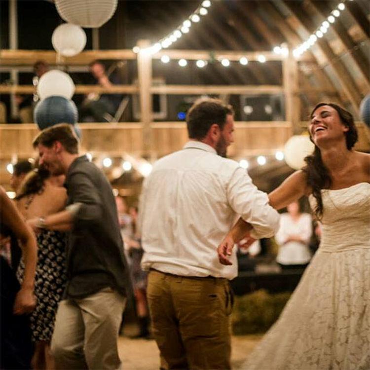 Wedding at WinWood Barn Regulation