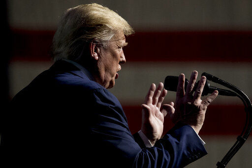 Us vs. them: Trump aiming to use impeachment to rev up base (copy)