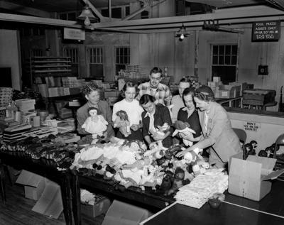 Empty Stocking Club Toy Depot