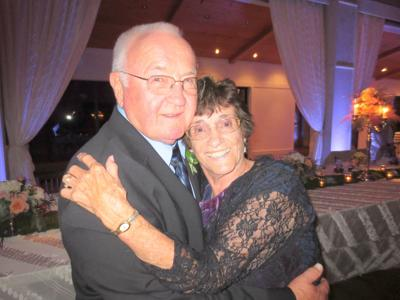 Happy 65th Anniversary Don and Goldie Brunner