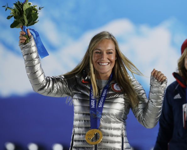 Sochi Olympics: Jamie Anderson completes US sweep in ...