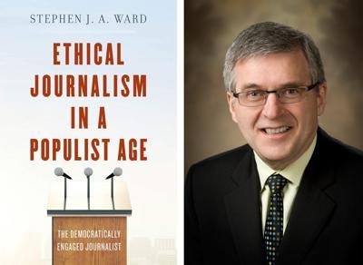 Author Stephen J.A. Ward