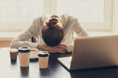 How to Make It Through a Workday When You're Tired