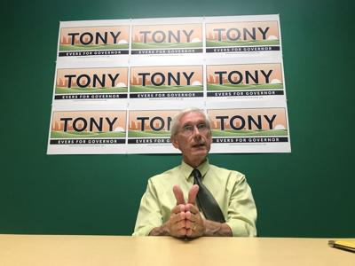 Tony Evers launches governor campaign