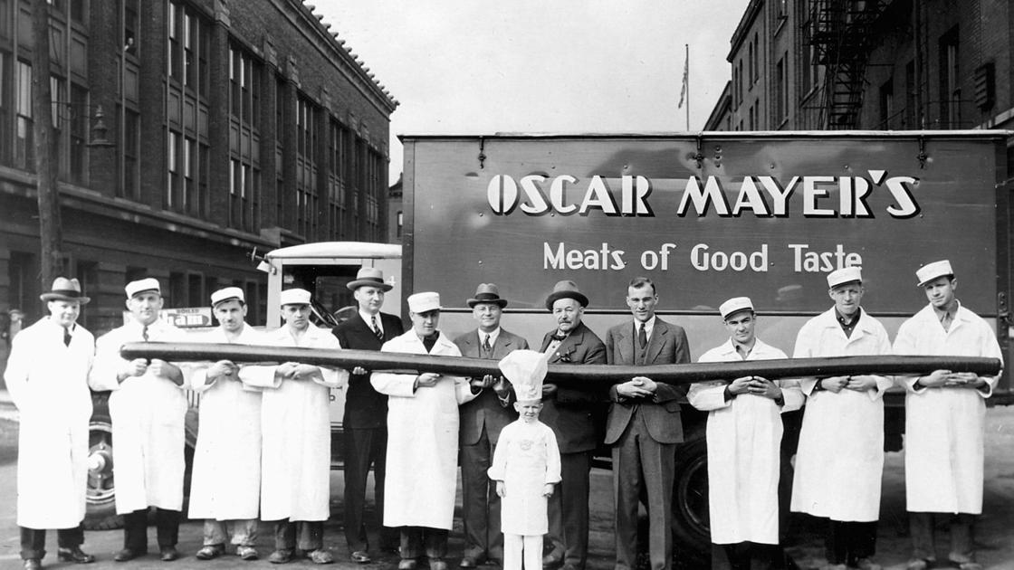 Madison Side Streets After Oscars >> Throwback Photos Madison S Oscar Mayer Plant Over The Years