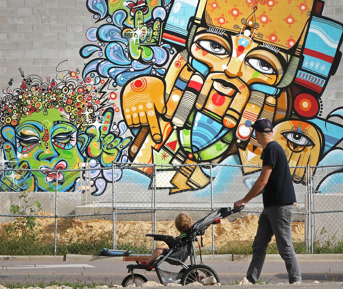 Street art gaining momentum in Madison | Arts and Theater ...