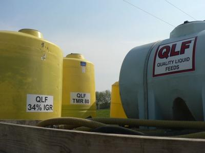 Cross Country: Dodgeville-based Quality Liquid Feeds keeps