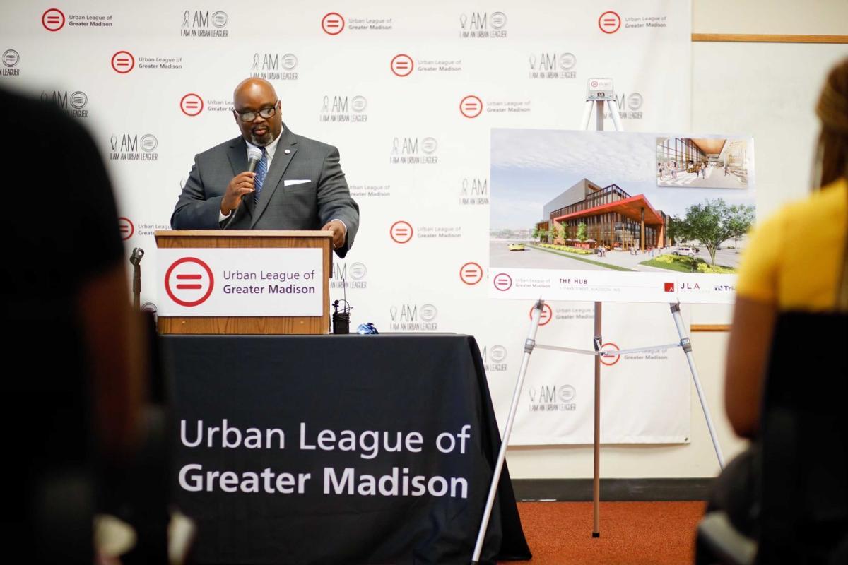 Ruben Anthony Urban League on Business Accelerator
