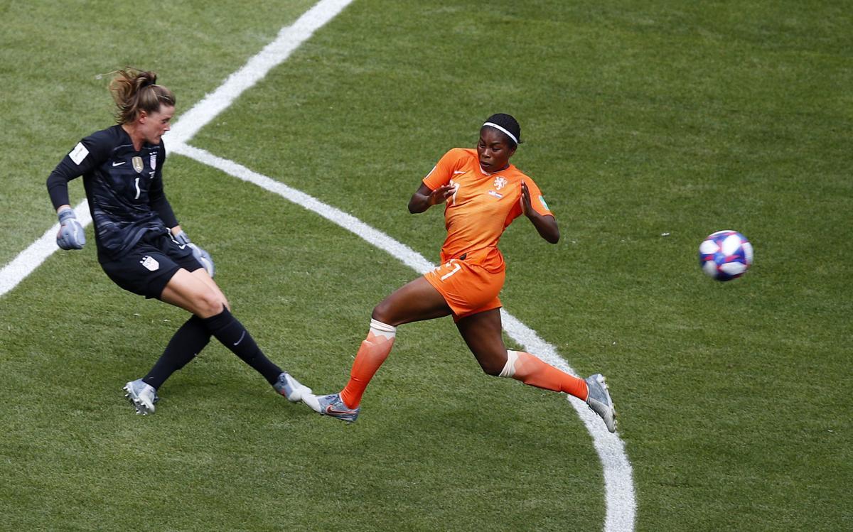 World Cup jump photo