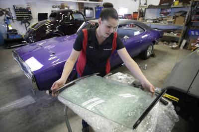 Classic Car Dreams Fulfilled But Concerns About The Labor Pool