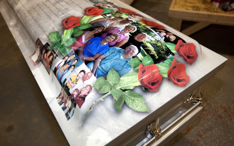 Waunakee company provides a personal touch for caskets | Madison