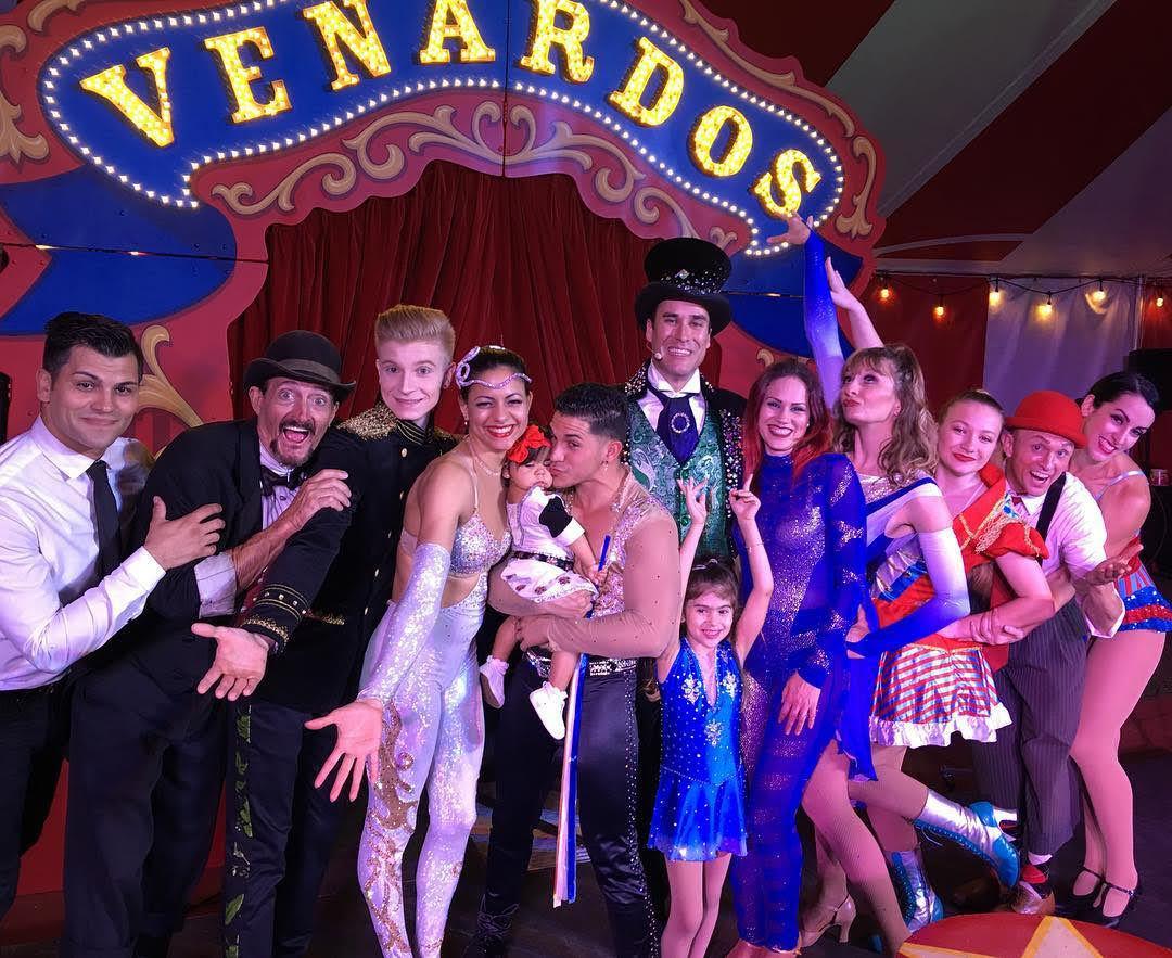 Venardos Circus 1