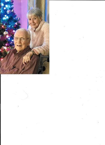 Austin and Marilyn Healey Celebrate 70th WAedding Anniversary