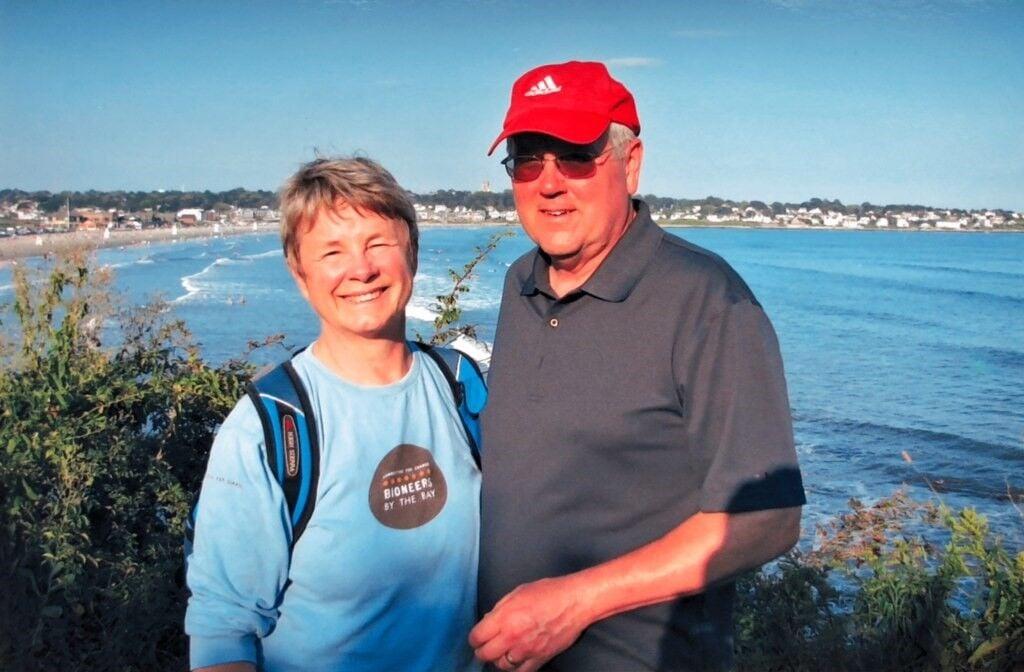 Happy 50th anniversary Jim & Debbie Kinder on Sept. 12