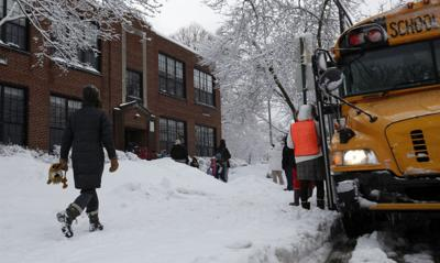 Snowy Saturday In Madison Busing To >> Madison Public Schools Stay Open Despite Snowstorm Local News