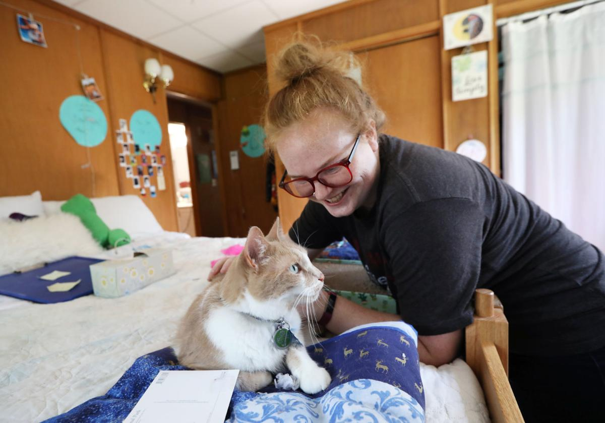 Edgewood College allows pets in campus housing