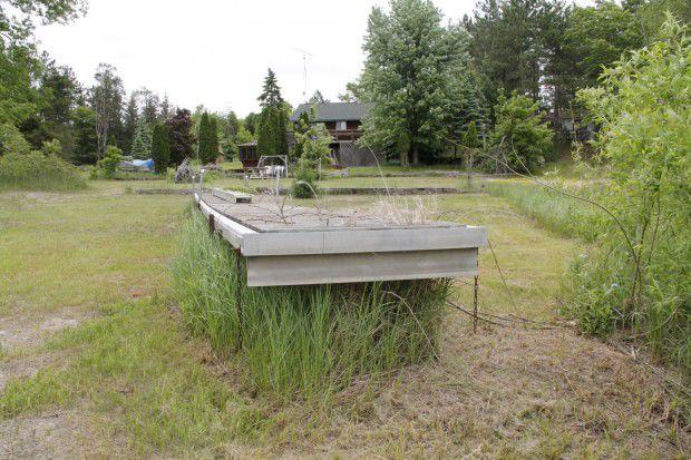 Long Lake dock