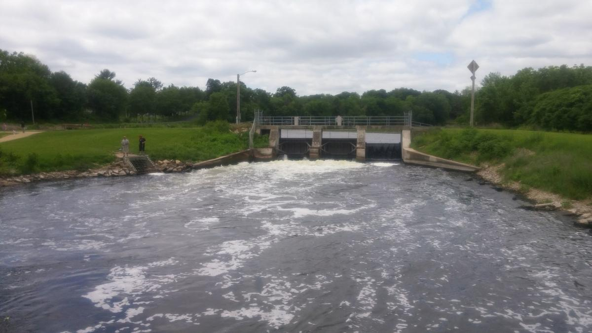 Bypassing the dam
