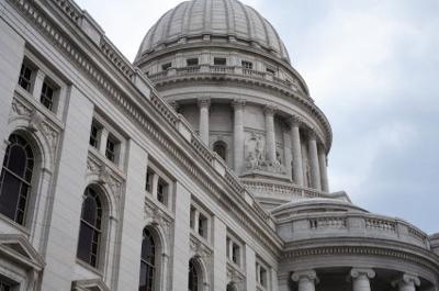 Madison, Wisconsin Capitol Dome iStock file photo (copy)