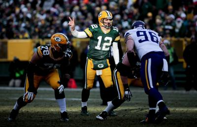 Packers Aaron Rodgers Has Found Trust In Jordy Nelson Davante Adams Jared Cook Geronimo Allison