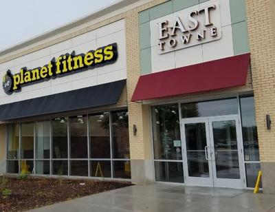 Planet Fitness theft