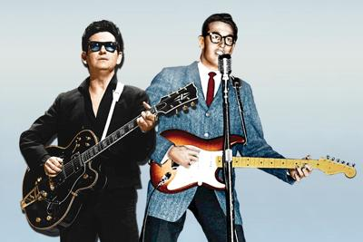 Buddy Holly & Roy Orbison