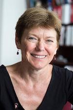 Provost Sarah Mangelsdorf
