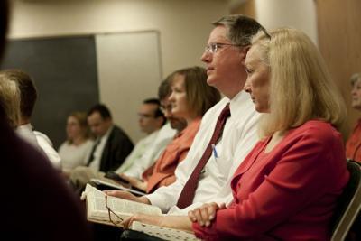 Area Mormons welcome chance to explain their faith as Republican