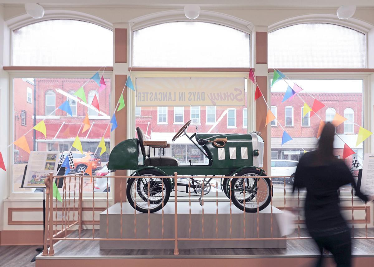 Lancaster Pedal Car