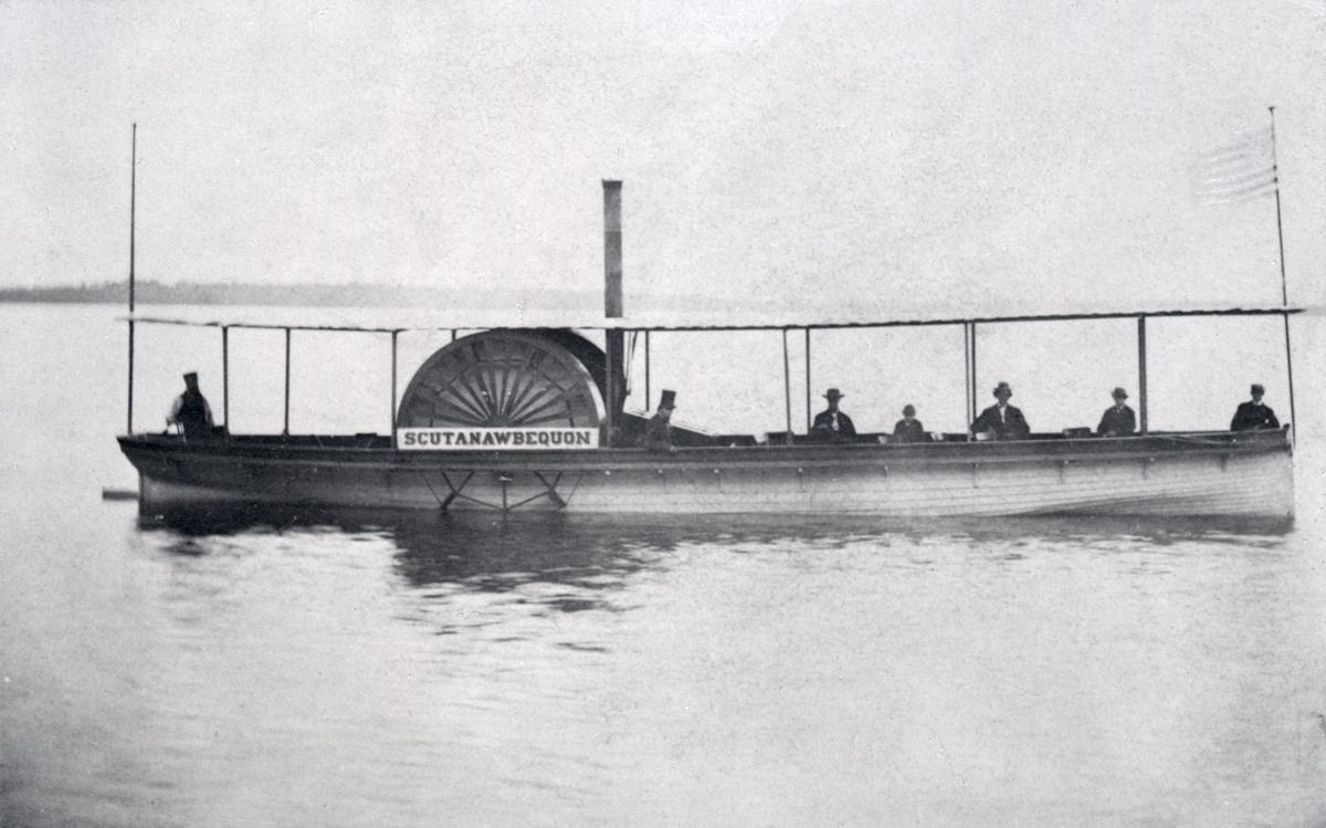 "Steamboat ""Scutanawbequon"""