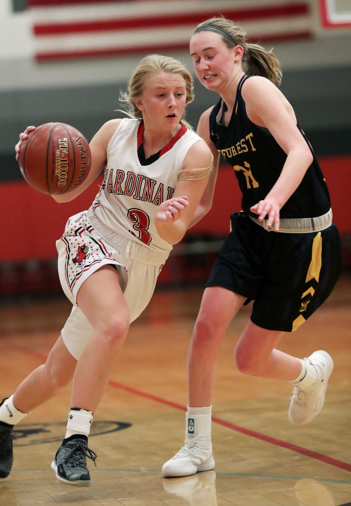 Prep girls basketball: Sun Prairie's Grace Hilber