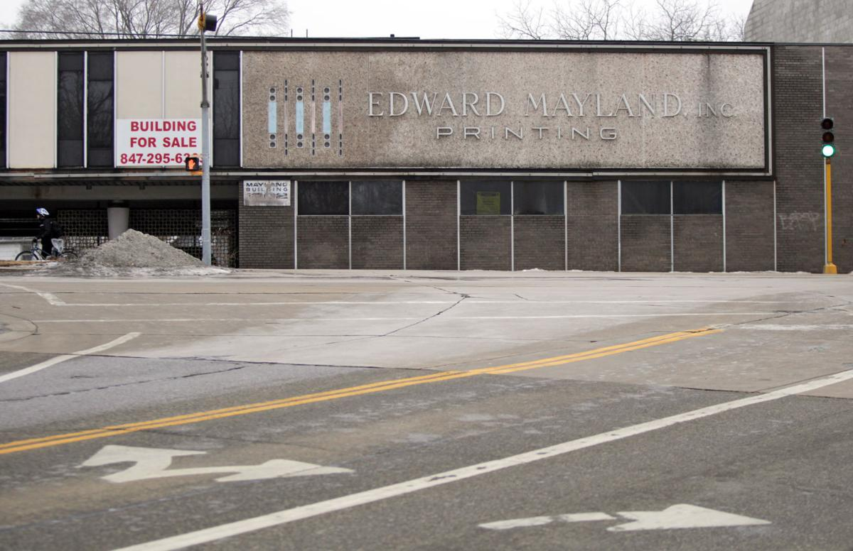 Mayland Printing building