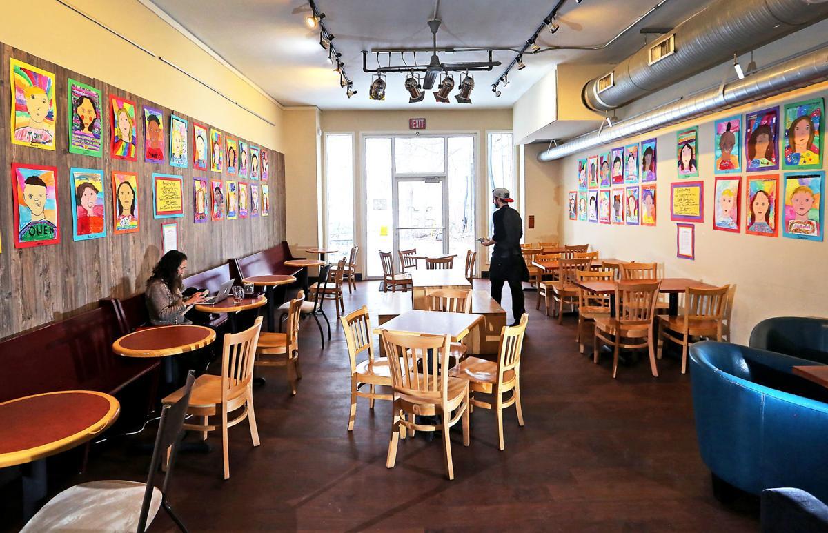 Cafe Zoma interior