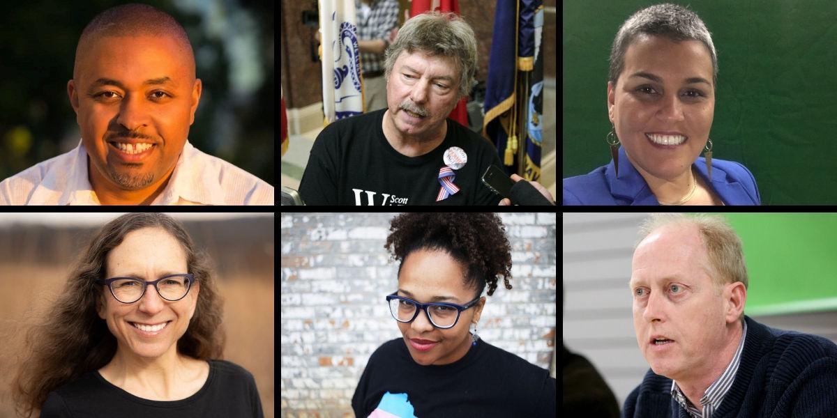 School Board candidates for 2019 so far
