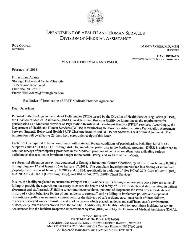 Charlotte Letter Madison