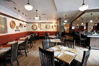 Cadre dining area
