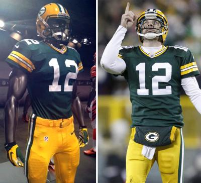 Packers  Meet the new jersey — same as the old jersey  aca771bb6
