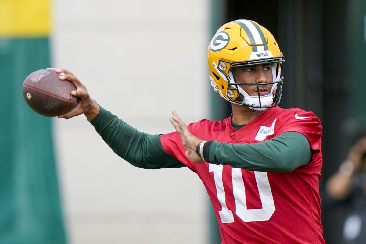 For Packers' rookie Jordan Love, having 'two dudes I can learn from' in Aaron Rodgers, Tim Boyle are helping with growing pains | Pro football | madison.com