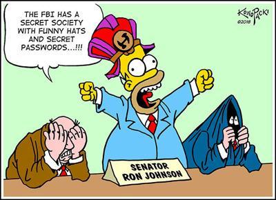 101d87361 Editorial: Ron Johnson a liar, or a fool, or both? | Editorial ...