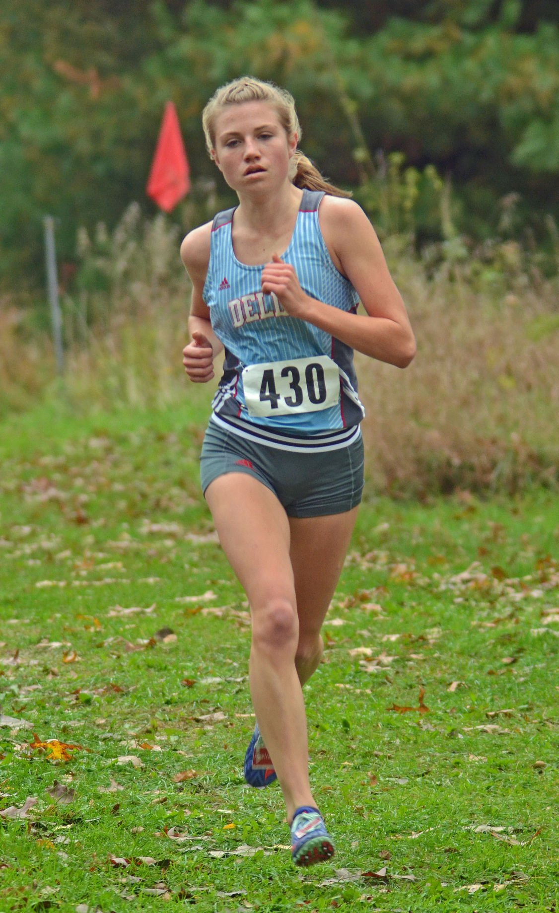 Wiaa Cross Country Sophomore Laura Beghin Has Raised The Bar For