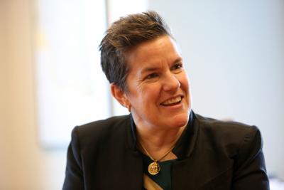 WEDC CEO Melissa Hughes