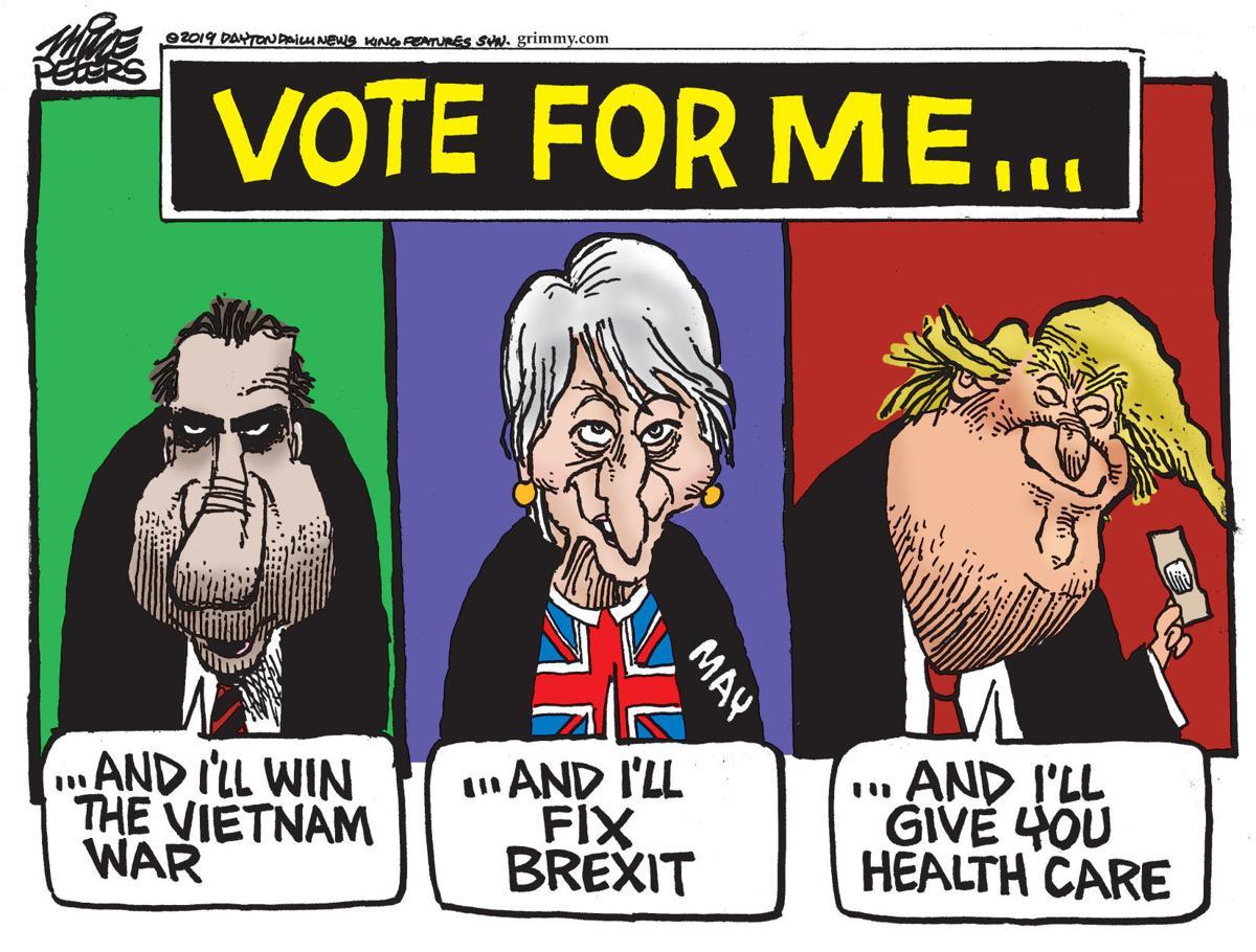 Editorial Cartoon (4/15/2019)