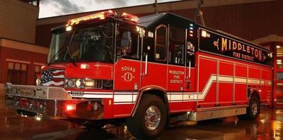 Middleton fire truck