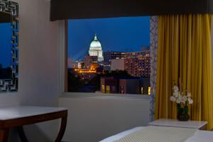 DoubleTree by Hilton Madison Downtown - Capitol View