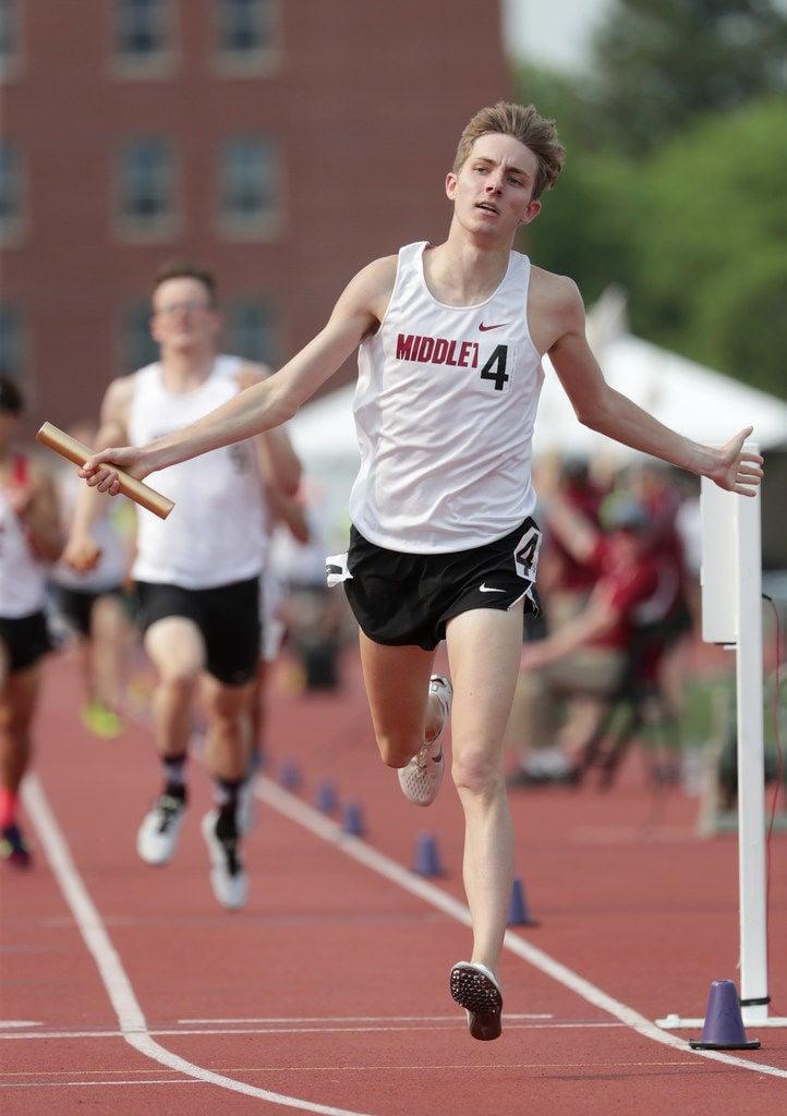 Middleton 3200 relay