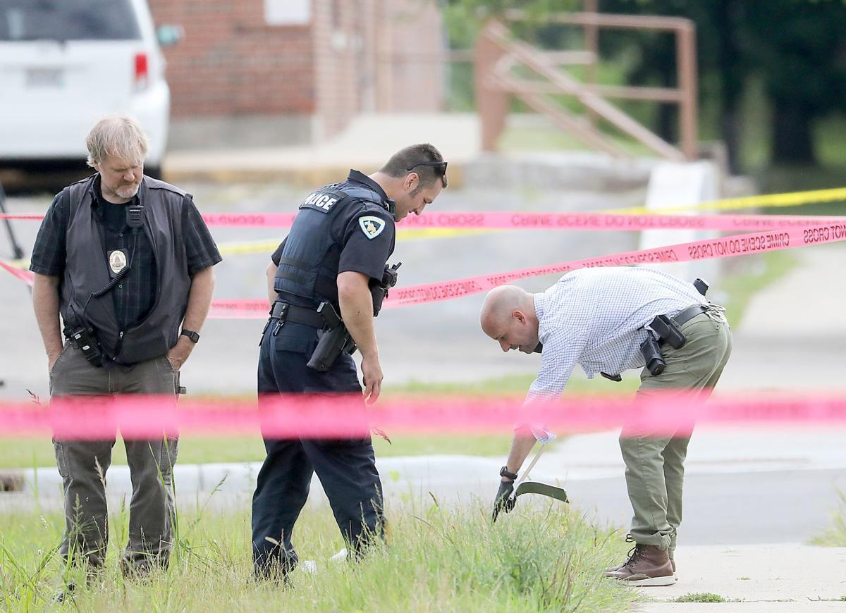 Homicide Investigation 1