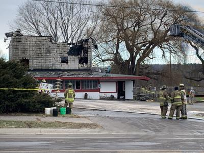 Barn Restaurant and Bar fire investigated