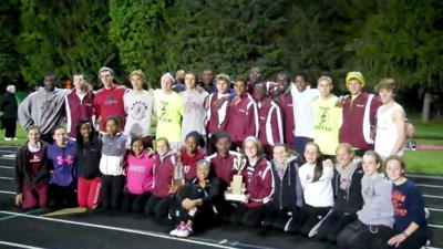 Madison La Follette, City outdoor track and field meet