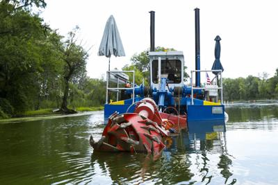 On the dredge: Dane County project clears Yahara River sediment to improve water flow and prevent flooding